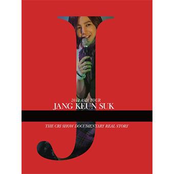 【初回限定盤】2011 JANG KEUNSUK ASIA TOUR THE CRI SHOW ドキュメンタリー REAL STORY
