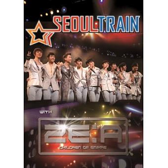 「SEOUL TRAIN with ZE:A」DVD / ZE:A