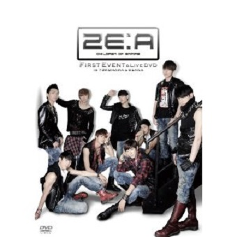 ZE:A First Event & Live in YOKOHAMA & OSAKA  DVD/ZE:A