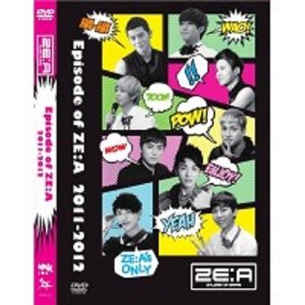Episode of ZE:A  2011-2012 / ZE:A