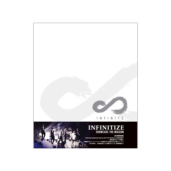 【日本限定版】 INFINITE SHOWCASE SPECIAL DVD 『THE MISSION』