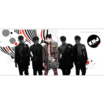 【韓国盤】キム・ヒョンジュン(SS501) 1stミニアルバム「MY GIRL」