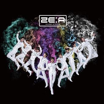 「ラヴ☆レター/My Only Wish」【通常盤】/ZE:A