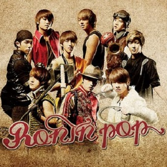 ZE:A主演映画「RONIN POP」オリジナルサウンドトラック / ZE:A