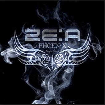 【韓国盤】Single「PHOENIX」/ZE:A