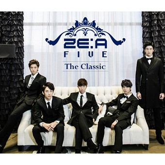 ニューシングル「The Classic」Type B/ZE:A FIVE