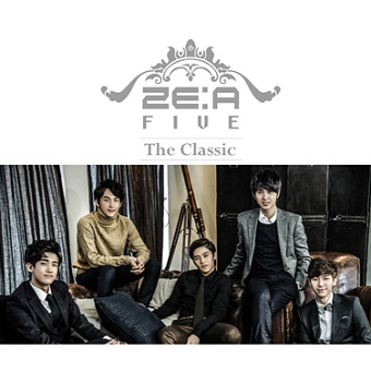 ニューシングル「The Classic」Type C/ZE:A FIVE