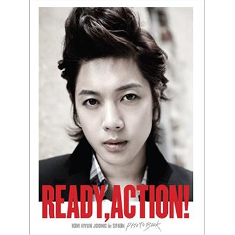 キム・ヒョンジュン「Ready Action!~Spain Photo Book」