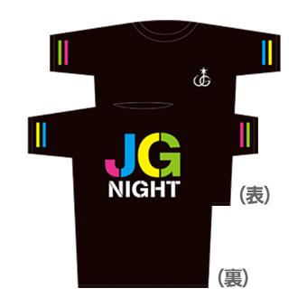 【JG NIGHT】Tシャツ/イ・ジュンギ