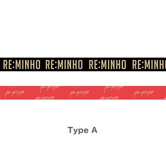 【RE:MINHO】マスキングテープ Type A/イ・ミンホ