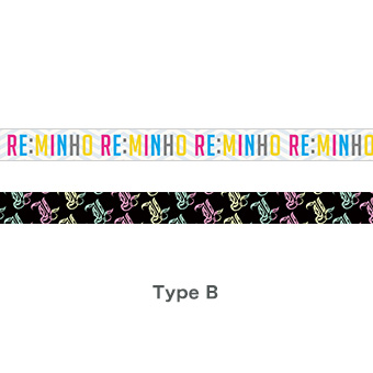【RE:MINHO】マスキングテープ Type B/イ・ミンホ