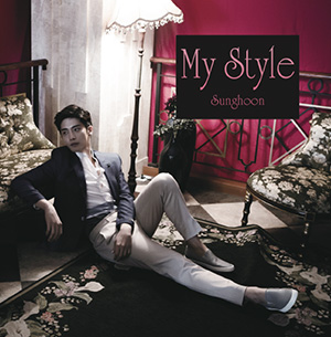 1stシングル「My style」Type B/ソンフン