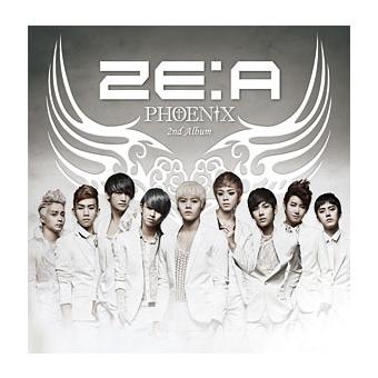 【通常盤】ZE:A  2ndアルバム「PHOENIX(フェニックス)」