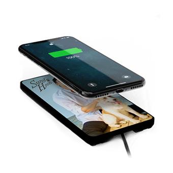 ワイヤレス充電器 充電イメージ