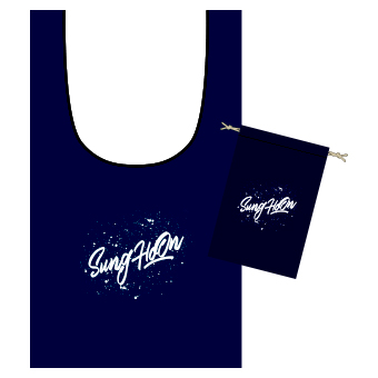 SungHoon 2019 エコバッグ L / ソンフン