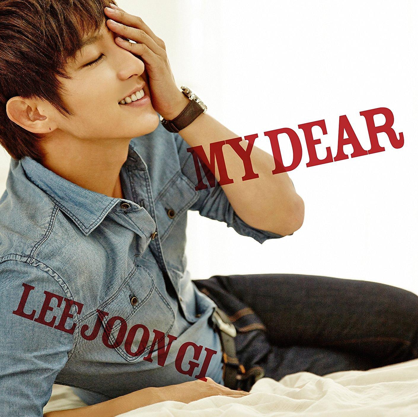 「My Dear」Type B/イ・ジュンギ
