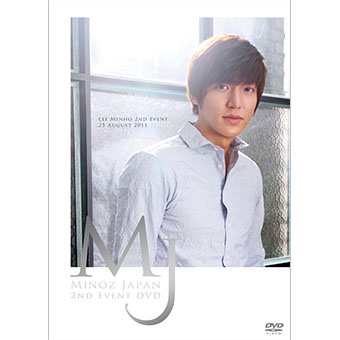 Minoz Japan 2nd Event DVD/イ・ミンホ