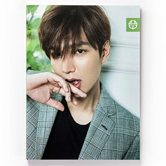 【MINOZ OFFICIAL GOODS】ノート(GREEN) / イ・ミンホ