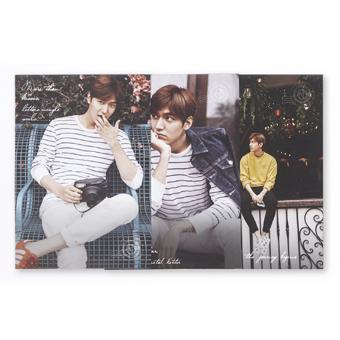 ★【MINOZ OFFICIAL GOODS】ポストカードA / イ・ミンホ