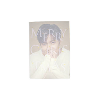 【MINOZ OFFICIAL GOODS】カードセット (Christmas & Happy New Year card)/イ・ミンホ