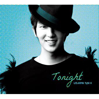 「Tonight」Type B(CD+ブックレット)/イ・ジュンギ