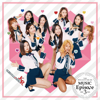 「THE IDOLM@STER.KR MUSIC Episode 3」/  Real Girls Project(R.G.P)