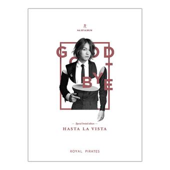 ROYAL PIRATES 4th Album「Hasta la Vista」