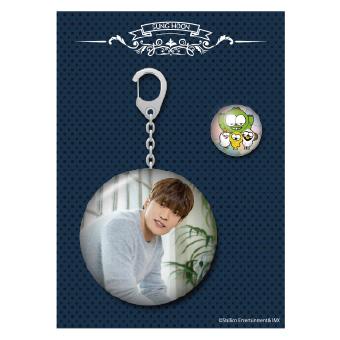 Sunghoon公式 ピンズ&キーホルダーB / ソンフン