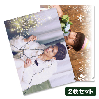 【2015 Sunghoon Christmas Show】クリアファイル/ソンフン