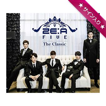 ニューシングル「The Classic」Type B/ZE:A FIVE