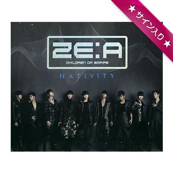 NATIVITY CD【韓国盤】/ ZE:A