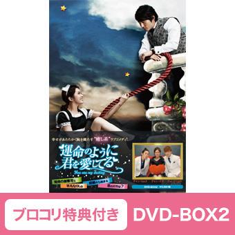 運命のように君を愛してるDVD-BOX2