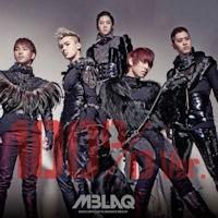 【韓国盤】MBLAQ 4th Mini Album「100% Ver」