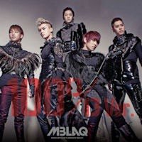 【韓国盤】MBLAQ 4th Mini Album「100% Ver」